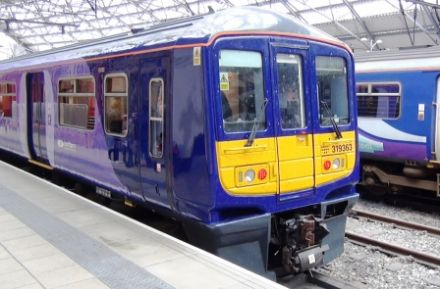 77. –  Manchester Airport to Liverpool Lime Street & return- £21.99